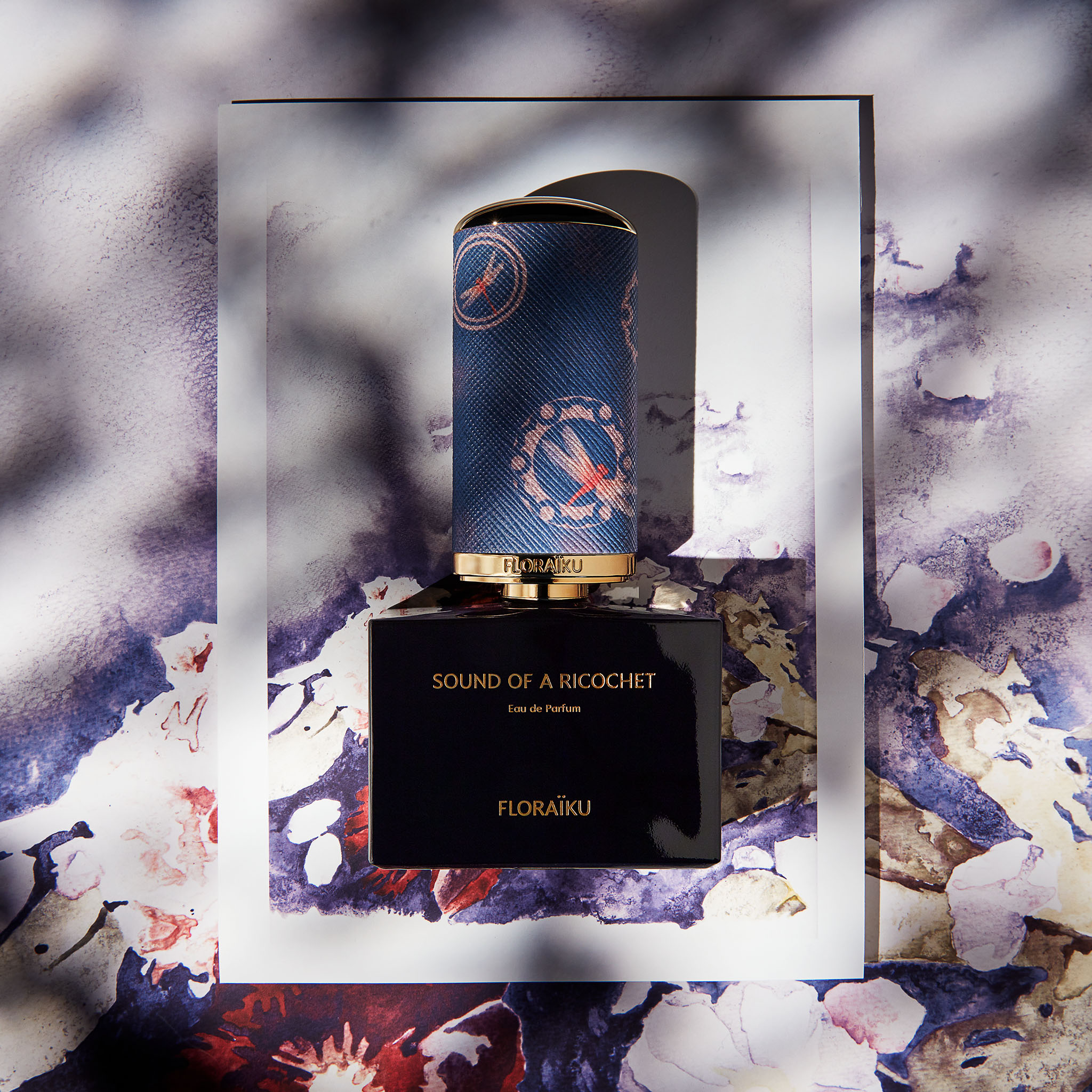 FLORAÏKU Brand Content. Parfum Japon Instagram Photos Sound of a Ricochet