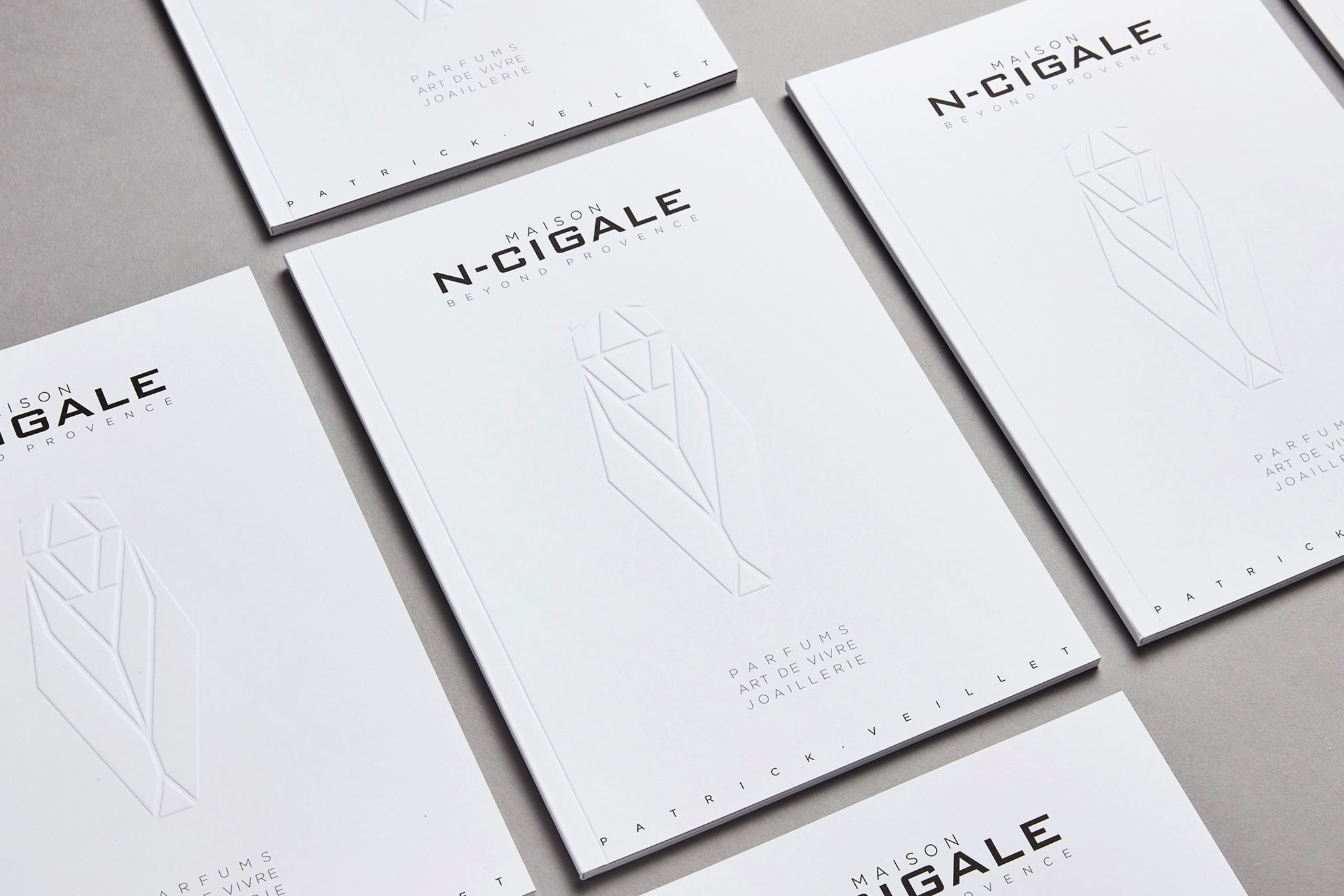 N-CIGALE Catalogue Parfums Art de Vivre Joaillerie Marseille Provence