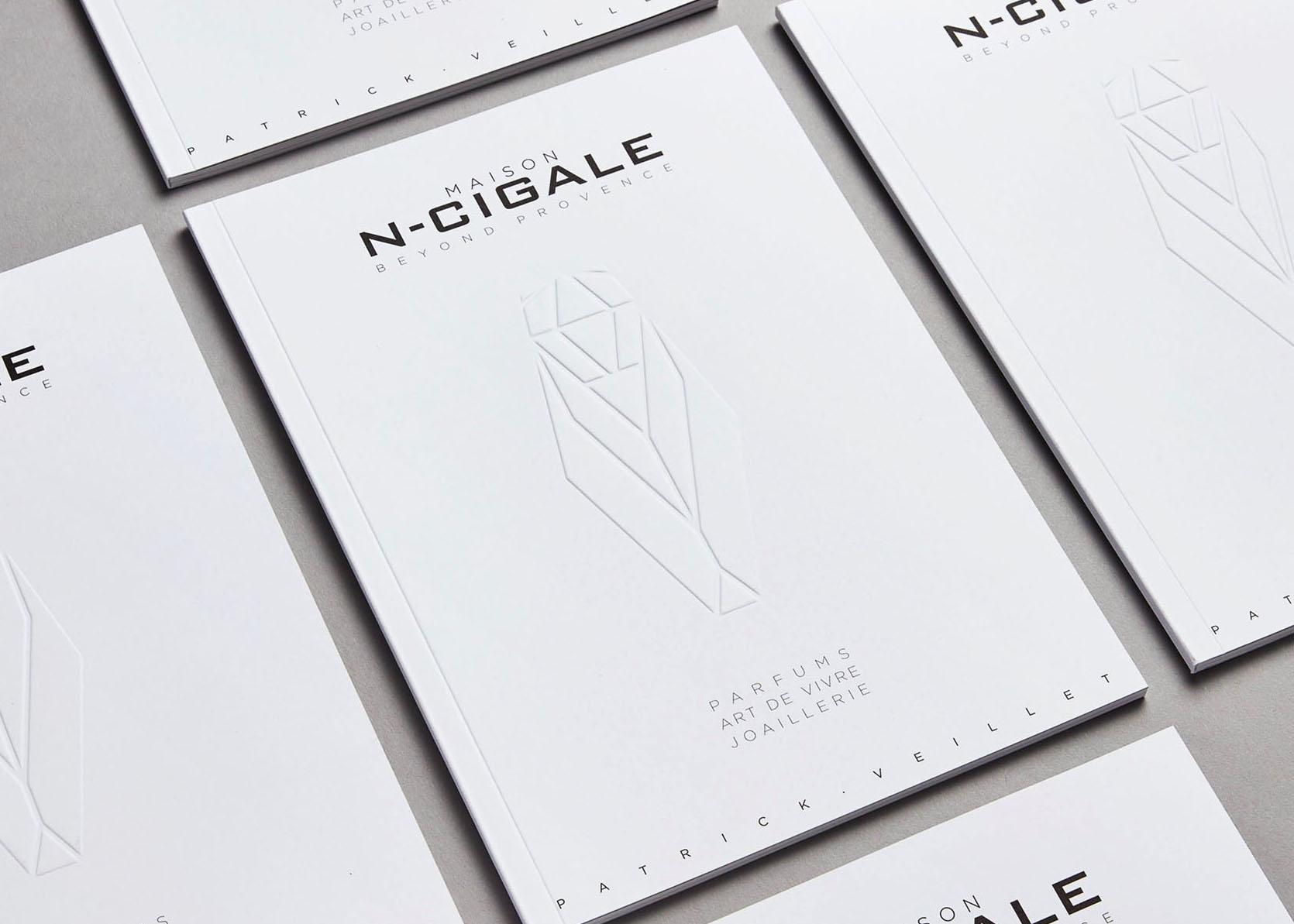 N-CIGALE Catalogue Parfums Art de Vivre Joaillerie Marseille Provence