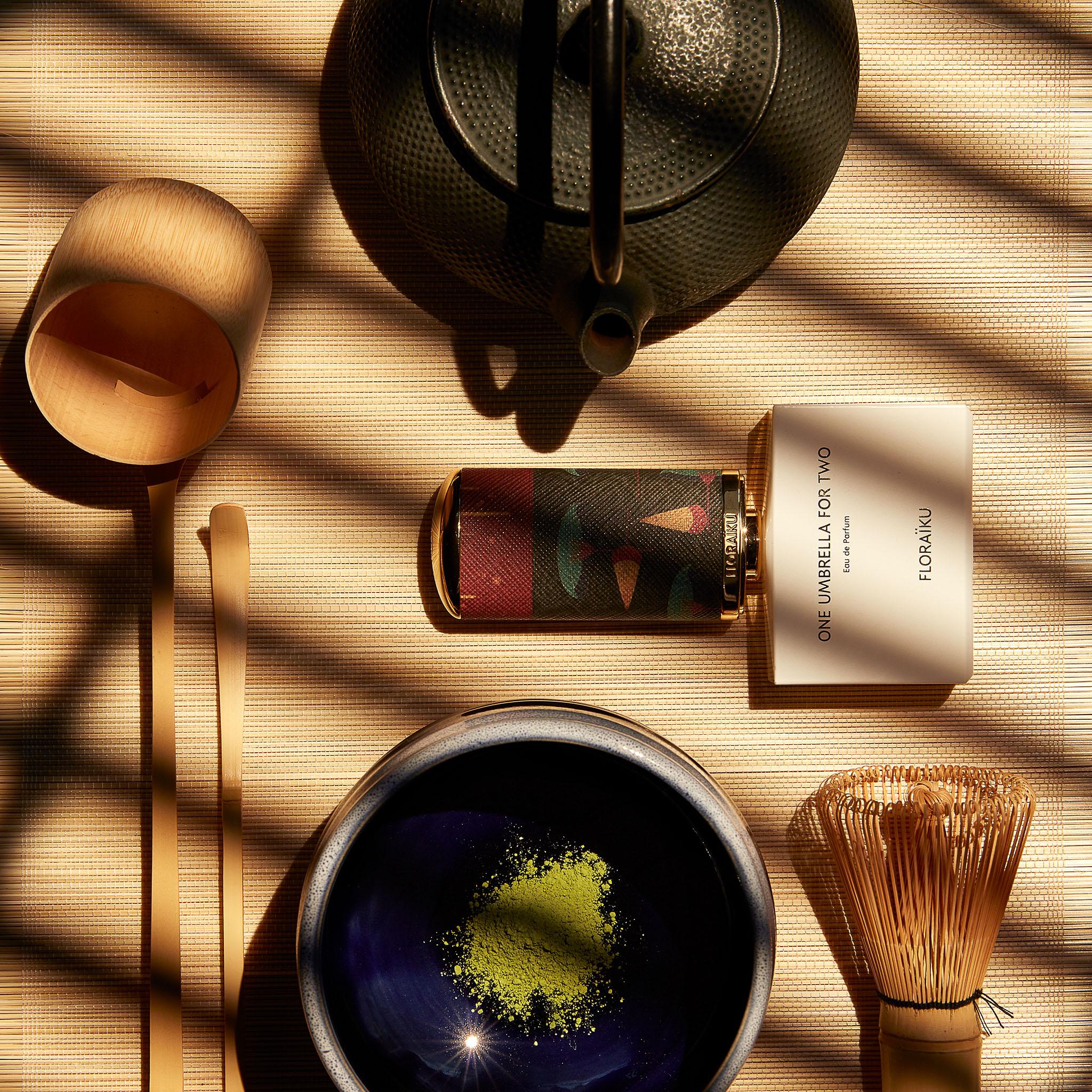 FLORAÏKU Brand Content. Parfum Japon Instagram Photos One Umbrella For Two