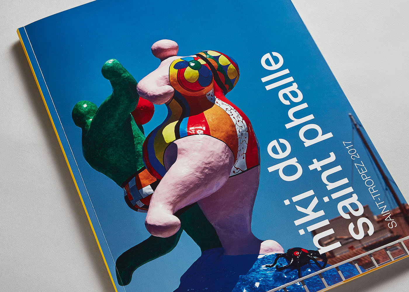Catalogue Niki de Saint Phalle
