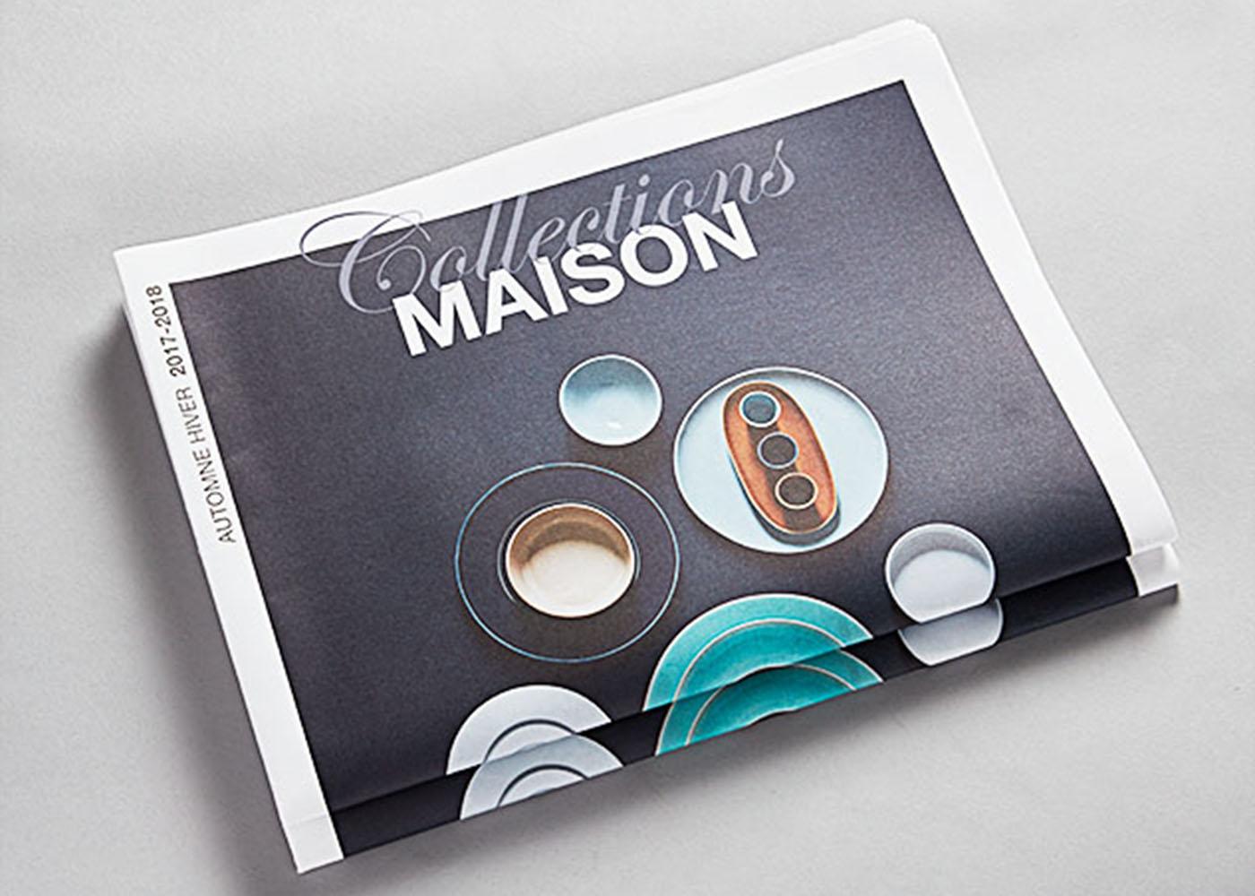 PRINTEMPS Dossier de Presse Collections Maison. Vaisselle Art de la table Assiette Design