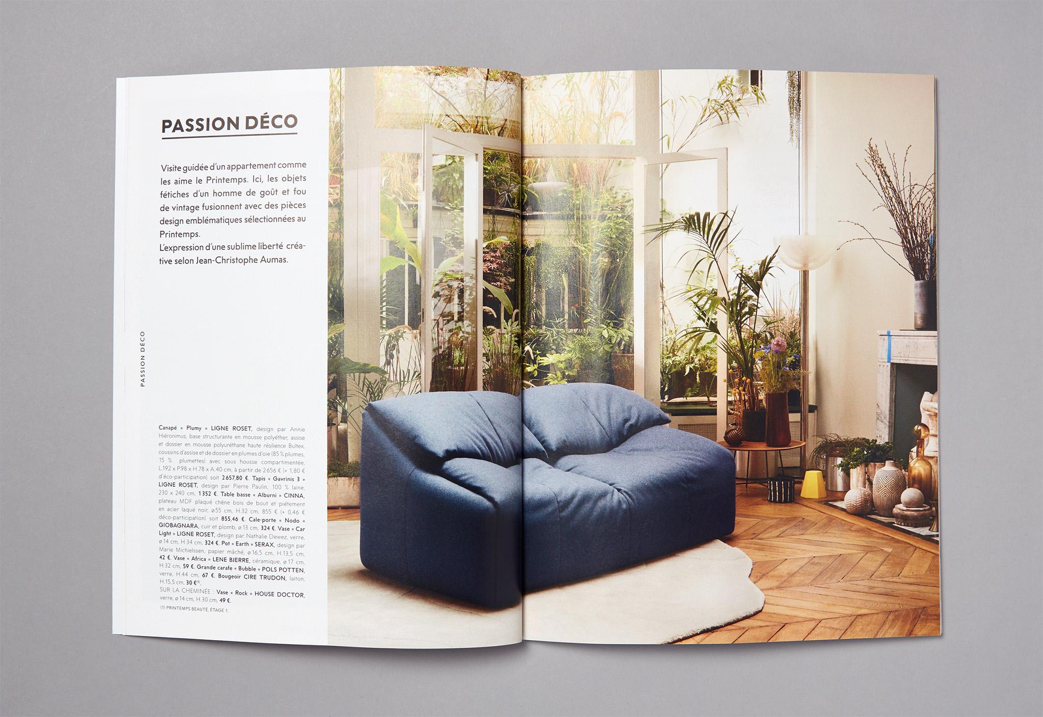 PRINTEMPS Catalogue Maison 2019
