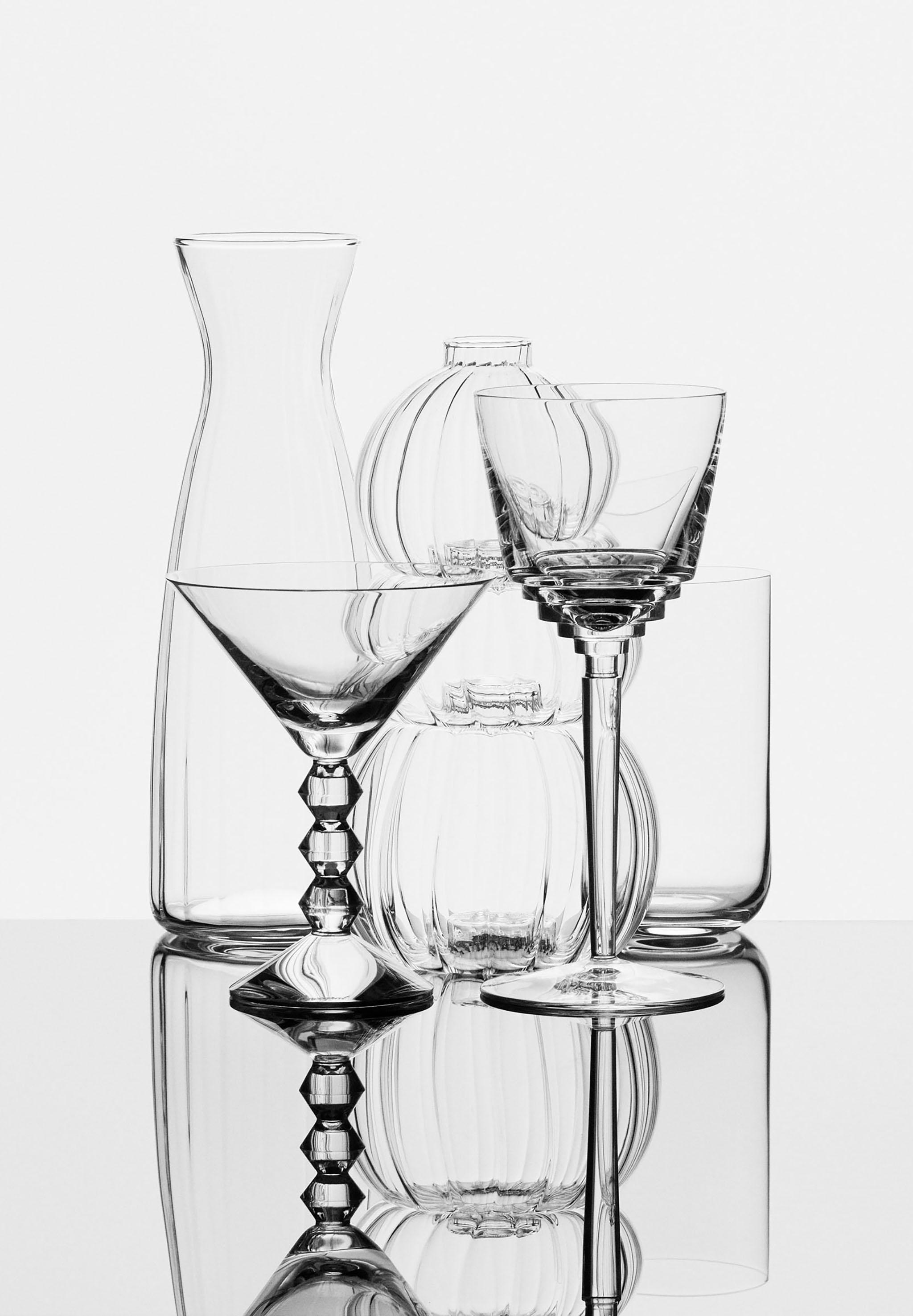 Du verre au cristal