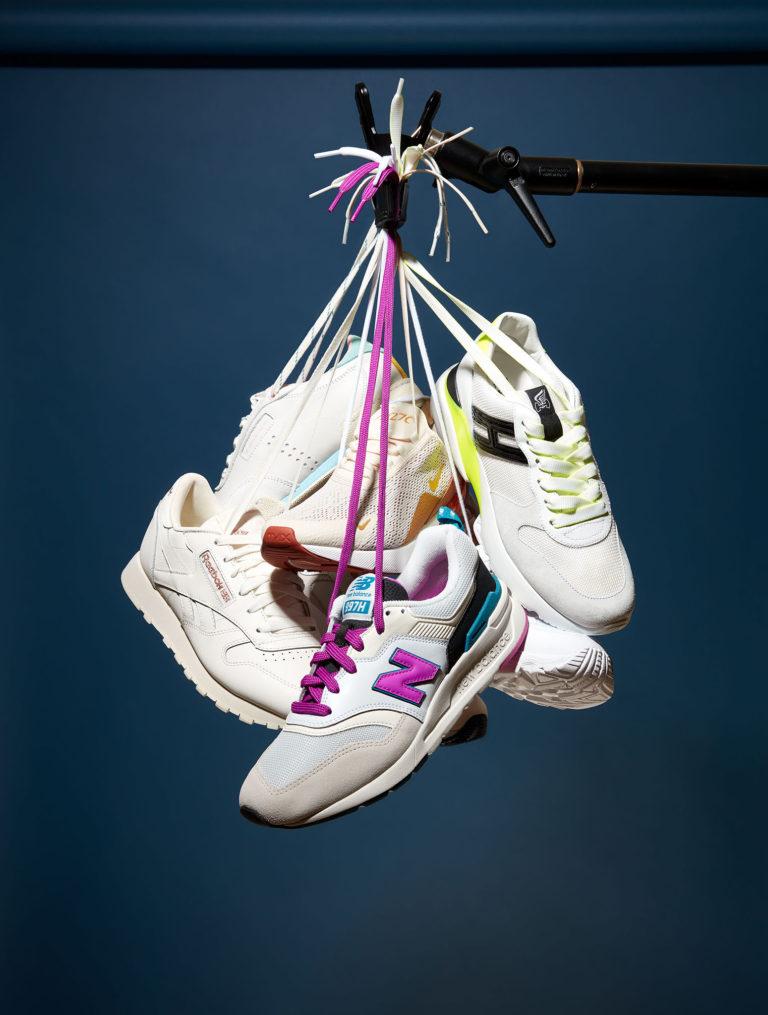 Sneakers Printemps instore