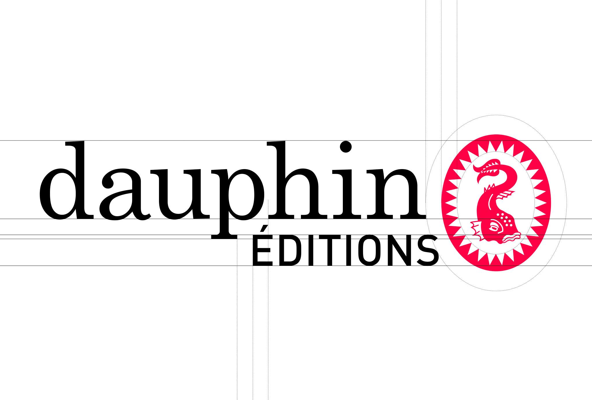Logo éditions du Dauphin