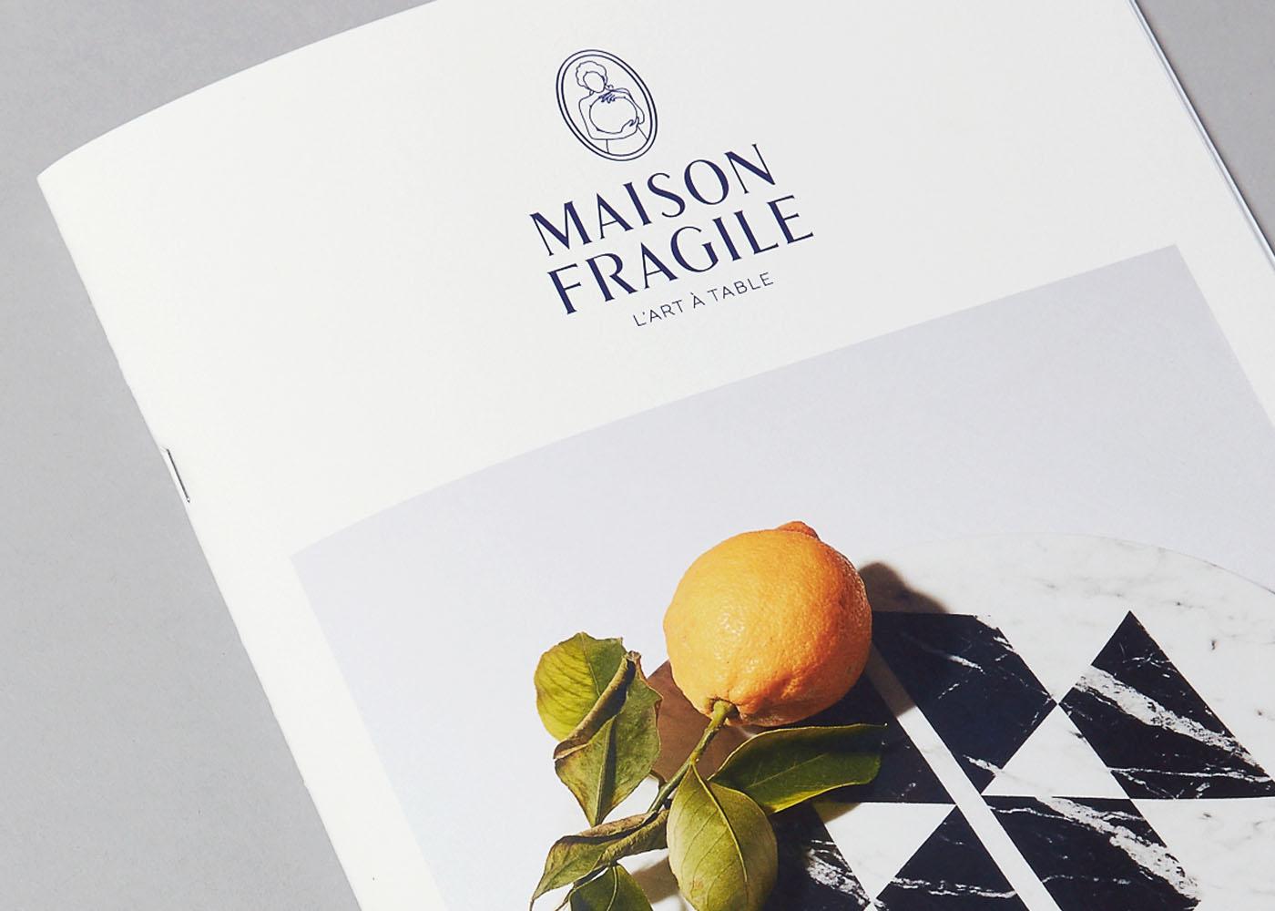 Lookbook Maison Fragile