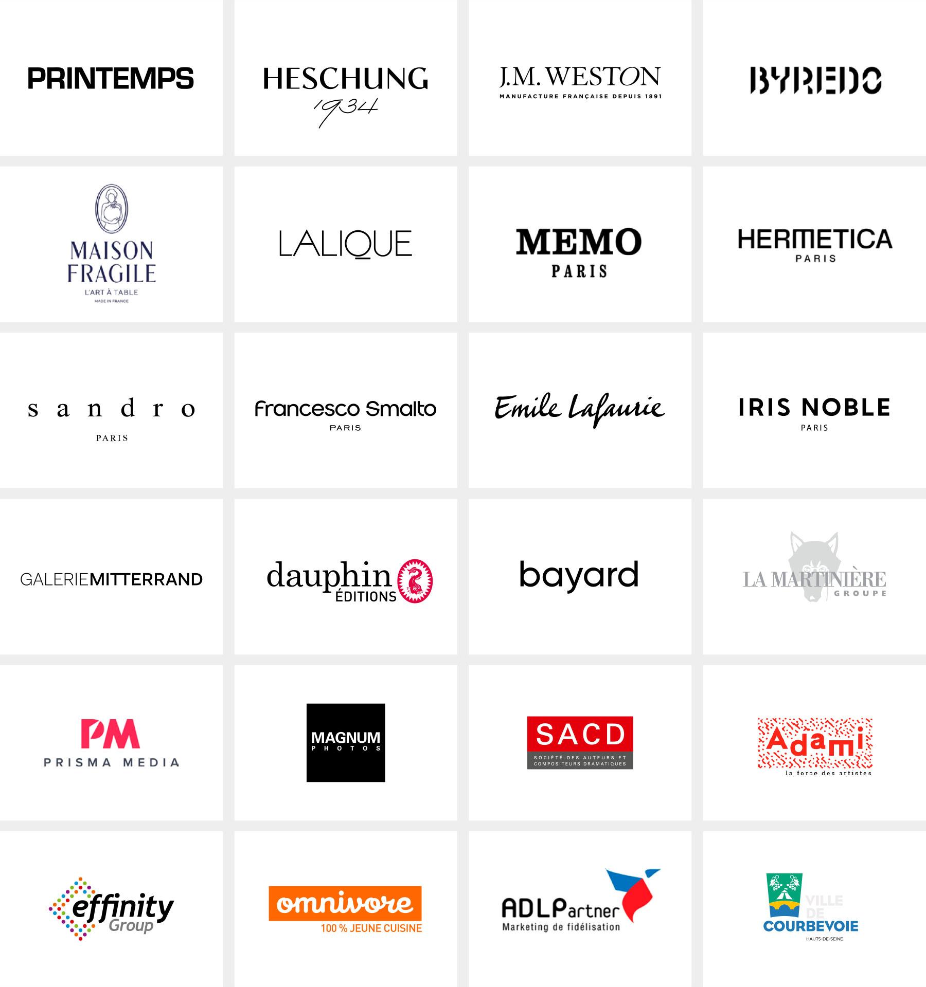 Les clients de l'agence Dimaj